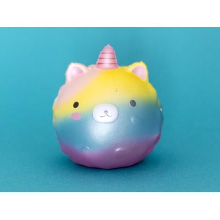 Acheter Squishy Tête d'ours arc-en-ciel - 10,99€ en ligne sur La Petite Epicerie - 100% Loisirs créatifs