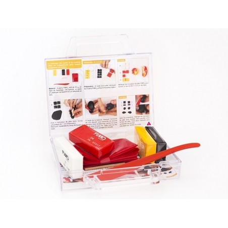 Acheter Kit Fimo - Malette El Paco le toucan - figurine à modeler - 13,99€ en ligne sur La Petite Epicerie - Loisirs créatifs