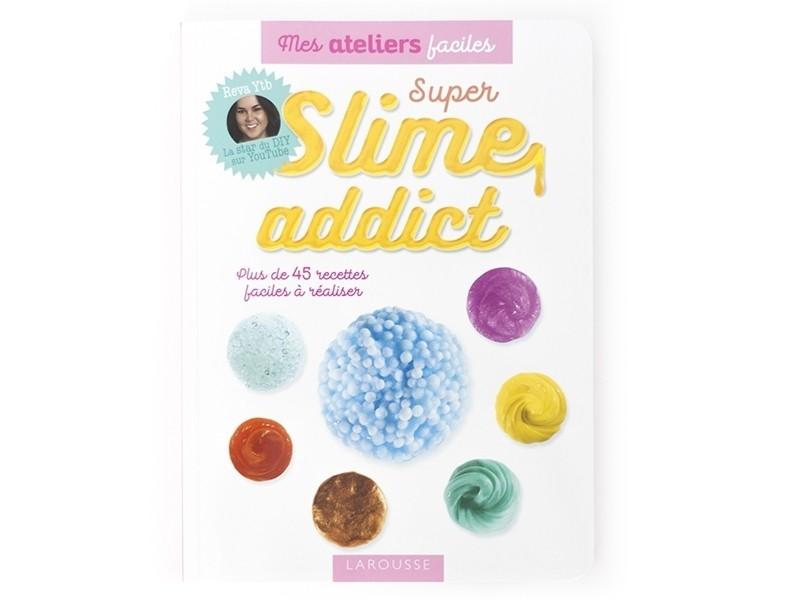 Acheter Livre Super slime addict - 9,90€ en ligne sur La Petite Epicerie - 100% Loisirs créatifs