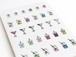 Acheter Carnet de stickers, Wonderland - rose - 9,49€ en ligne sur La Petite Epicerie - Loisirs créatifs