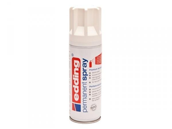 Acheter Peinture acrylique aérosol - blanc mat - 200ml - 9,79€ en ligne sur La Petite Epicerie - Loisirs créatifs