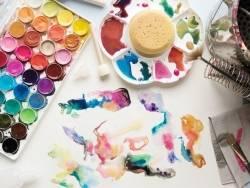 Acheter Boîte d'aquarelle / peinture à l'eau - 12 couleurs fluo - 12,99€ en ligne sur La Petite Epicerie - 100% Loisirs créa...