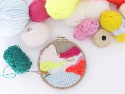 Acheter Toile de jute pour punch needle - 0,99€ en ligne sur La Petite Epicerie - Loisirs créatifs