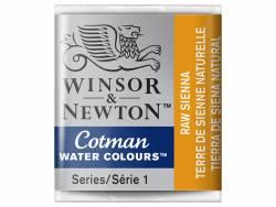 Aquarelle fine Winsor et Newton - Terre de Sienne naturelle - 1/2 godet Winsor & Newton - 2