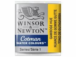 Acheter Aquarelle fine Winsor et Newton - Nuance de Gomme Gutte - 1/2 godet - 2,19€ en ligne sur La Petite Epicerie - Loisir...