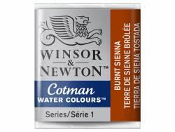 Acheter Aquarelle fine Winsor et Newton - Terre de Sienne Brûlée - 1/2 godet - 2,19€ en ligne sur La Petite Epicerie - 100% ...