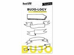 Acheter Tampons transparents pour Bullet Journal - Bannières - 4,90€ en ligne sur La Petite Epicerie - Loisirs créatifs