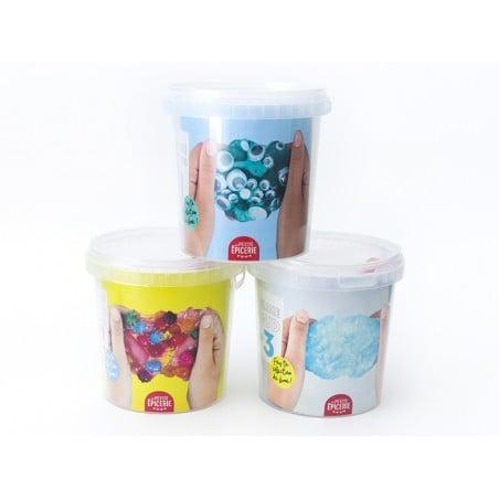 Acheter Kit complet n°3 - slime Cloud - 12,99€ en ligne sur La Petite Epicerie - 100% Loisirs créatifs