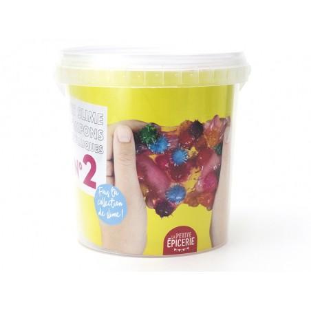 Acheter Kit complet n°2 - slime Pompons métalliques - 12,99€ en ligne sur La Petite Epicerie - 100% Loisirs créatifs