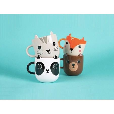 Acheter Mug / Tasse kawaii - Renard - 13,99€ en ligne sur La Petite Epicerie - Loisirs créatifs