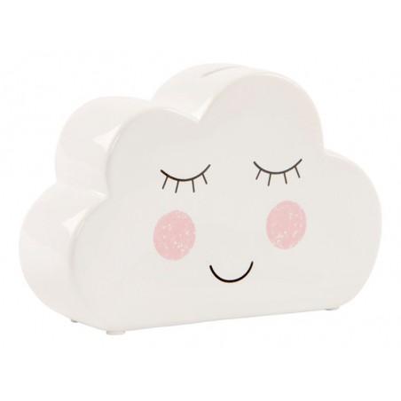Acheter Tirelire nuage blanc - Reach for the sky - 12,99€ en ligne sur La Petite Epicerie - 100% Loisirs créatifs