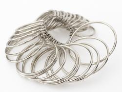 Outil de mesure pour bracelets - Anneaux de mesure  - 1