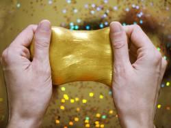 Kit complet n°6 - slime Gold La petite épicerie - 1