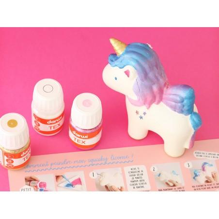 Acheter Kit créatif Peins tes squishy - Kawaii - 29,90€ en ligne sur La Petite Epicerie - 100% Loisirs créatifs