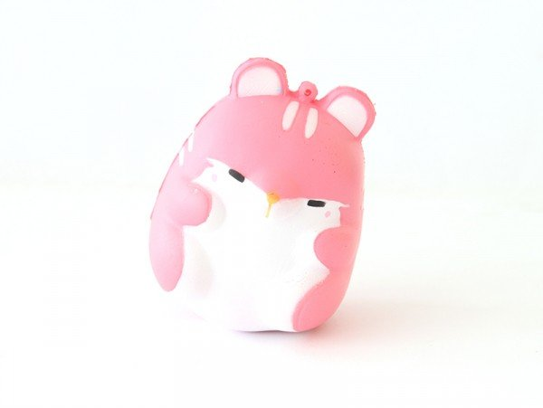 Squishy hamster rose - anti stress  - 1
