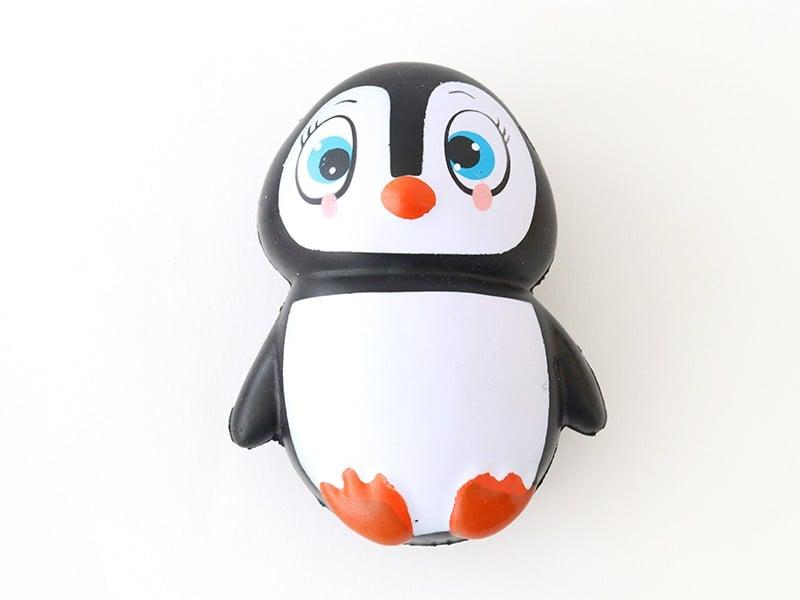 Squishy pingouin kawaii - anti stress  - 1