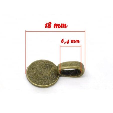 Acheter 1 breloque ancre - couleur bronze - 1,19€ en ligne sur La Petite Epicerie - Loisirs créatifs