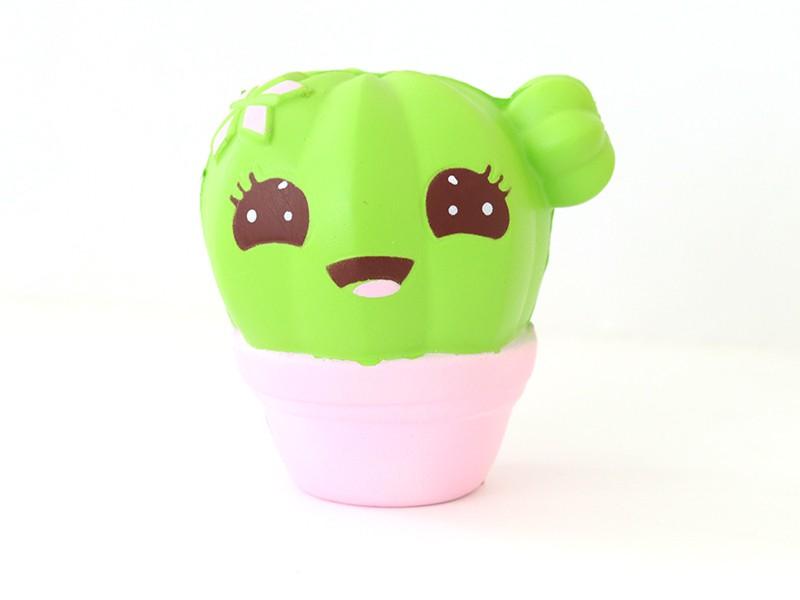 Acheter Squishy cactus - anti stress - 8,99€ en ligne sur La Petite Epicerie - 100% Loisirs créatifs