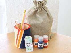 Pack - Merci maître(esse)! - Le joli pot à crayons  - 5