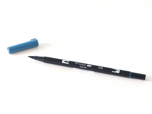 Acheter Feutre double pointe Tombow ABT - bleu jean 528 - 3,39€ en ligne sur La Petite Epicerie - Loisirs créatifs