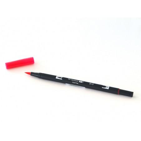 Acheter Feutre double pointe Tombow ABT - rose fuchsia 815 - 3,39€ en ligne sur La Petite Epicerie - Loisirs créatifs