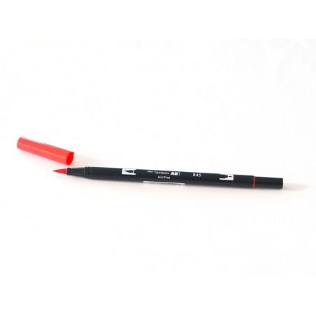 Acheter Feutre double pointe Tombow ABT - rouge framboise 845 - 3,39€ en ligne sur La Petite Epicerie - Loisirs créatifs