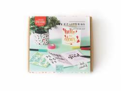 Kit MKMI - Mon kit de lettering La petite épicerie - 1