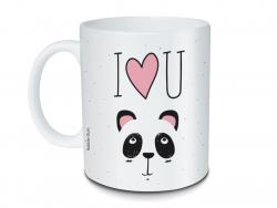 Mug - Panda Bubble Gum - 1