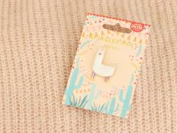 Acheter Broche pin's émaillé lama - 4,99€ en ligne sur La Petite Epicerie - 100% Loisirs créatifs