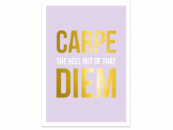 Carte postale - Carpe Diem Studio Stationery - 1