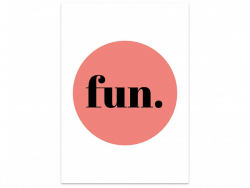 Carte postale - Fun Studio Stationery - 1