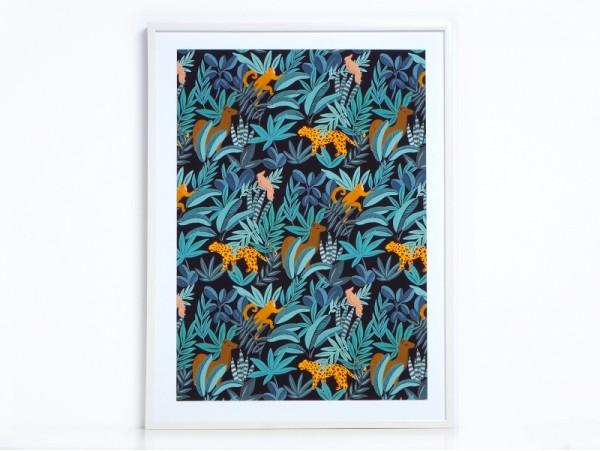 Acheter Affiche - Jungle - 18,00€ en ligne sur La Petite Epicerie - 100% Loisirs créatifs