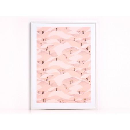Acheter Affiche - Désert - 17,99€ en ligne sur La Petite Epicerie - Loisirs créatifs