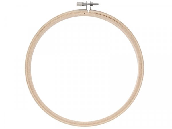 Acheter Tambour à broder 12 cm - Broderie, point de croix, punch needle - 3,90€ en ligne sur La Petite Epicerie - 100% Loisi...