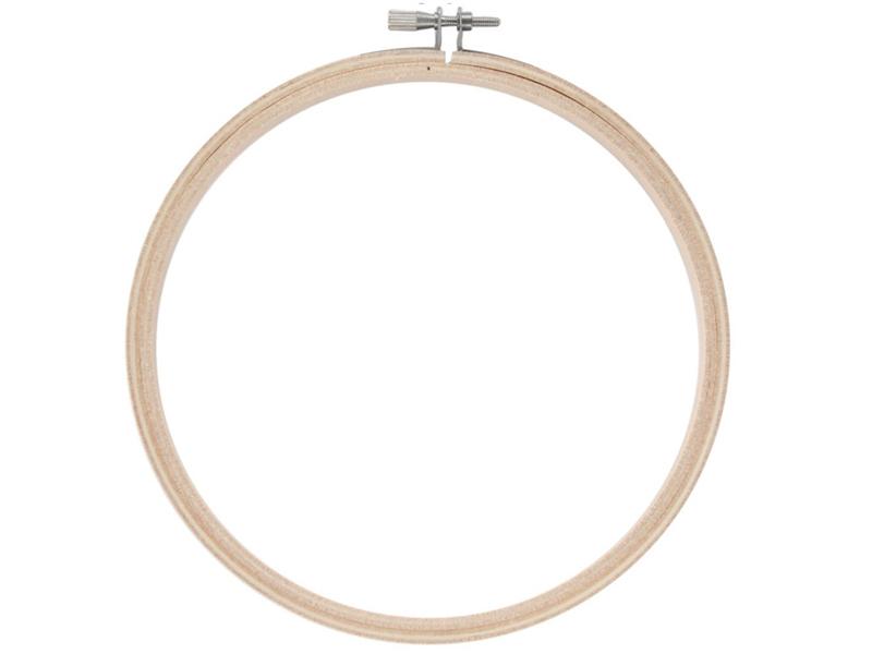 Tambour à broder 12 cm - Broderie, point de croix, punch needle  - 1