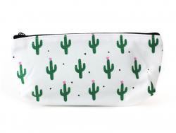 Trousse -  cactus et petits triangles  - 1