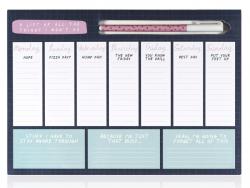 Set de bureau - Planificateur hebdomadaire et crayon NPW - 2