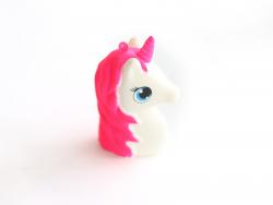 Acheter Squishy licorne rose fluo - 9,99€ en ligne sur La Petite Epicerie - 100% Loisirs créatifs