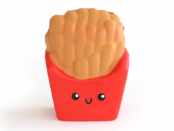 Squishy frites de patates douces - anti stress  - 1