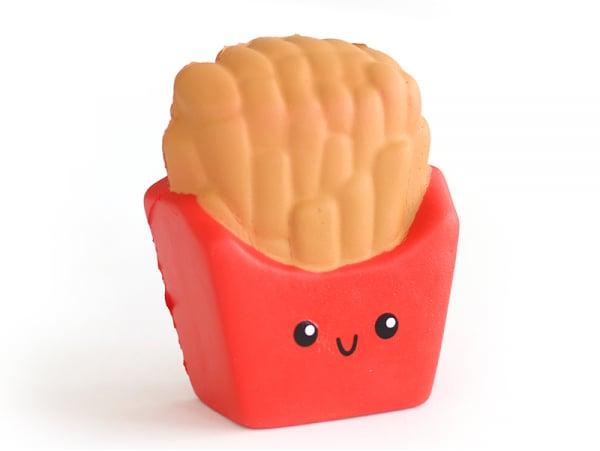 Squishy frites de patates douces - anti stress  - 3
