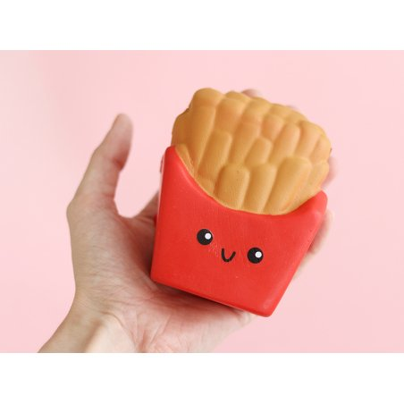 Squishy frites de patates douces - anti stress  - 2