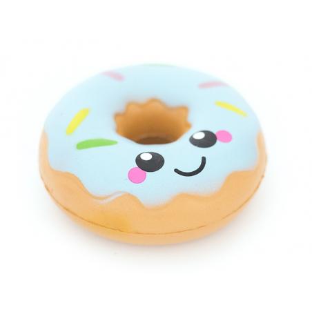 Squishy donut bleu kawaii  - 4