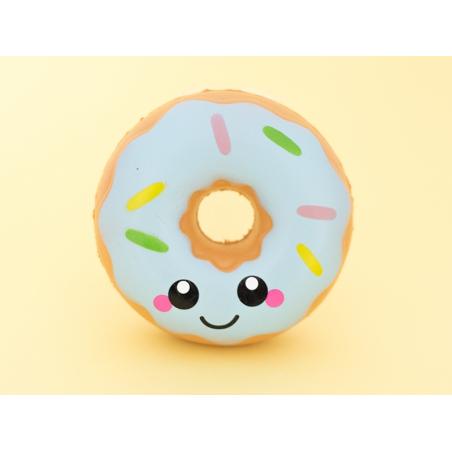Squishy donut bleu kawaii  - 2