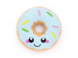 Squishy donut bleu kawaii  - 5