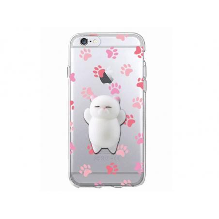 Acheter Coque Iphone 6 / 6S - Squishy chat blanc - 13,99€ en ligne sur La Petite Epicerie - 100% Loisirs créatifs