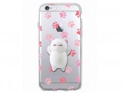 Acheter Coque Iphone 7 / 8 - Squishy chat blanc - 13,99€ en ligne sur La Petite Epicerie - 100% Loisirs créatifs