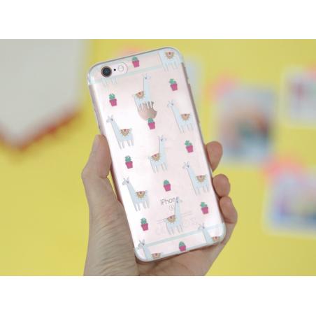 Acheter Coque Iphone 6 / 6S - Lamas et Cactus - 9,90€ en ligne sur La Petite Epicerie - 100% Loisirs créatifs