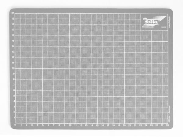 Plaque de découpe - format A4  - 1