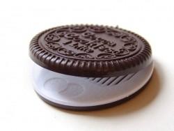 Keksspiegel - dunkle Schokolade