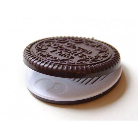 Miroir cookie - chocolat noir  - 2